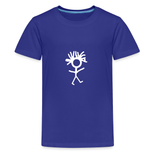 ALJ Stick Figure - Kids' Premium T-Shirt