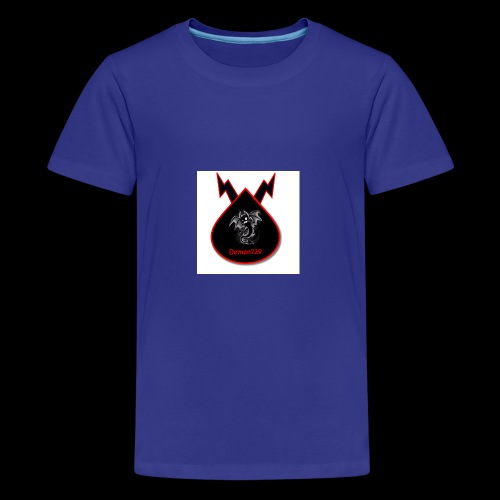 Demon729 logo - Kids' Premium T-Shirt