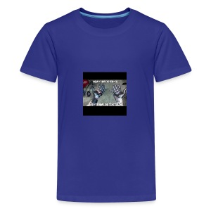 itchy eye - Kids' Premium T-Shirt