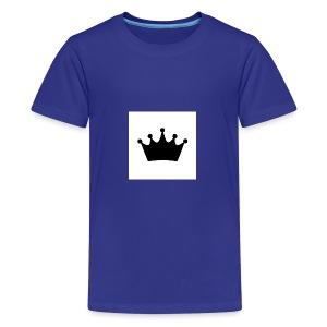KING CROWN - Kids' Premium T-Shirt