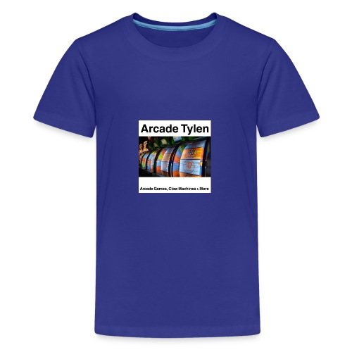 Arcade Tylen Latest Logo Design - Kids' Premium T-Shirt