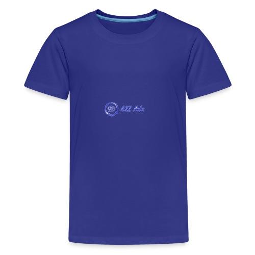 A2Z Adz logo - Kids' Premium T-Shirt