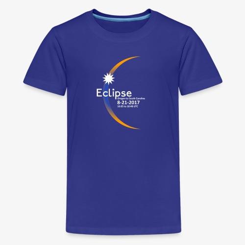 Eclipse 2017 Commemorative Insignia - Kids' Premium T-Shirt
