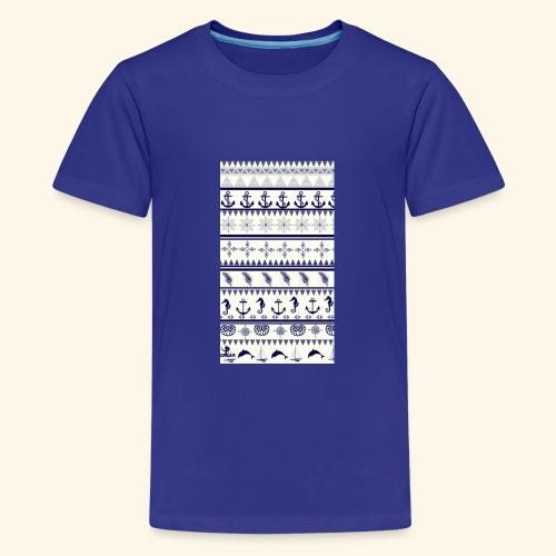 Sea - Kids' Premium T-Shirt
