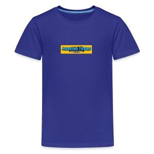 Camisetas do Marroni Tutors - Kids' Premium T-Shirt