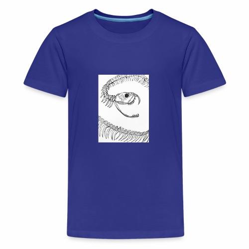 Snake bones - Kids' Premium T-Shirt