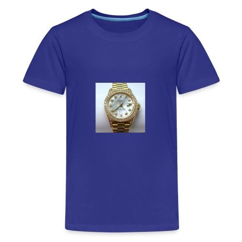 rolex all day - Kids' Premium T-Shirt