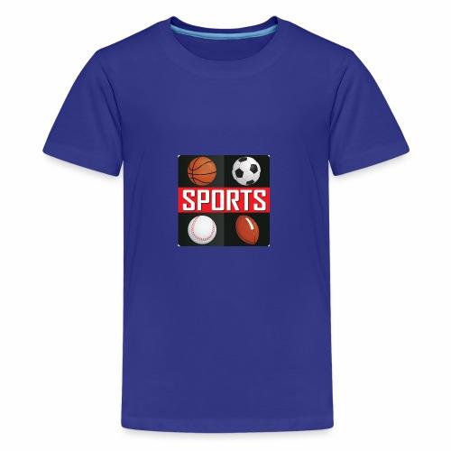 Sport T-shirt - Kids' Premium T-Shirt