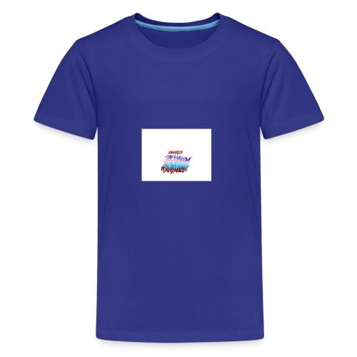SMURGED - Kids' Premium T-Shirt