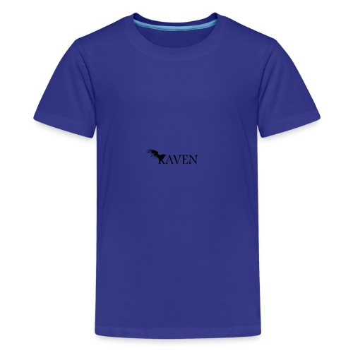 Raven Basic - Kids' Premium T-Shirt
