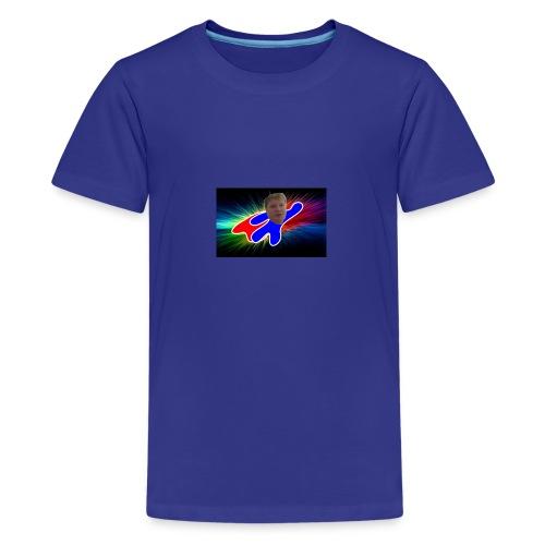 Super tech - Kids' Premium T-Shirt