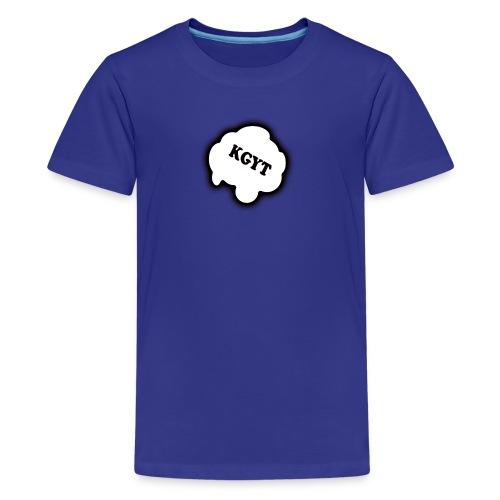 KGYT 2017 - Kids' Premium T-Shirt