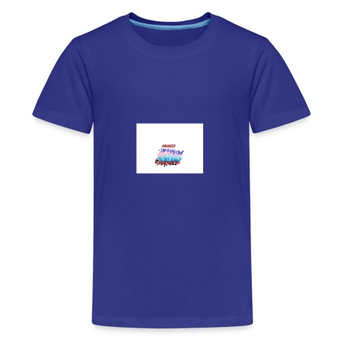 SMURGED - Kids' Premium T-Shirt