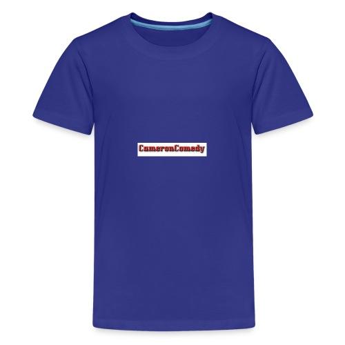 Some lame design more coming soon - Kids' Premium T-Shirt