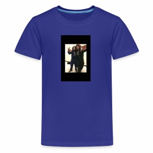 $Free The Twins$ - Kids' Premium T-Shirt