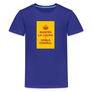 keepcalmposter - Kids' Premium T-Shirt