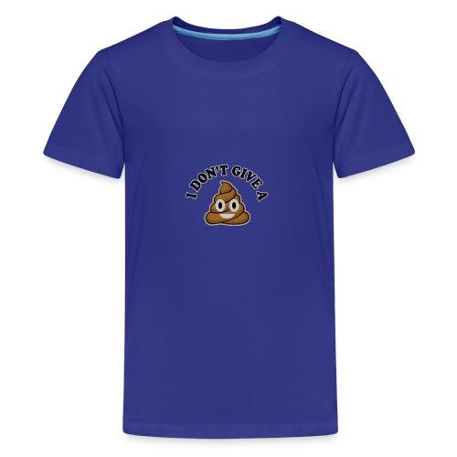 i don't give #*&%$ - Kids' Premium T-Shirt