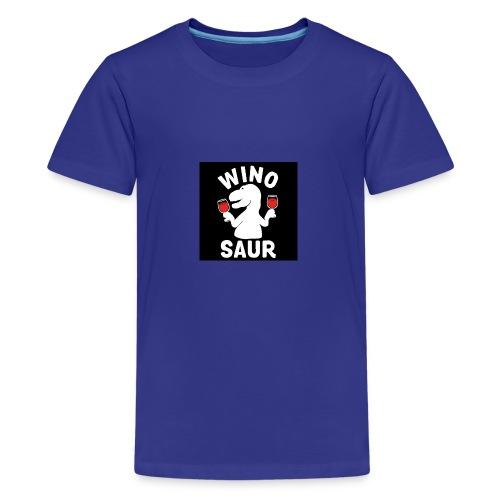 5854869d89386bc787d399c164fbb04c - Kids' Premium T-Shirt