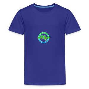 Plain -TG- merch - Kids' Premium T-Shirt