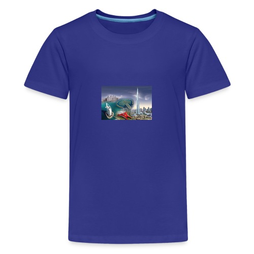 UAE Business Directory Yellow Pages Online - Kids' Premium T-Shirt