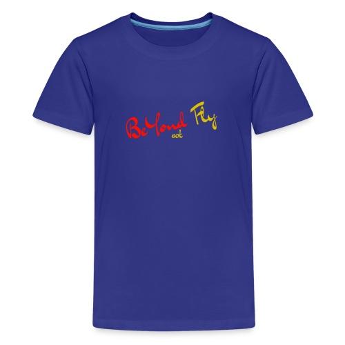 Beyond Fly - Kids' Premium T-Shirt