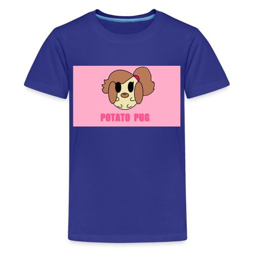 Potato Pug - Kids' Premium T-Shirt