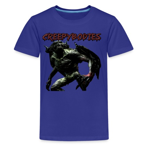 CreepyBodies - Kids' Premium T-Shirt