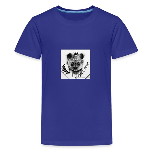 huff gang productions - Kids' Premium T-Shirt