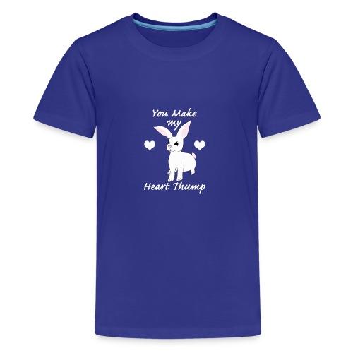 jjjjjj_edited-1 - Kids' Premium T-Shirt