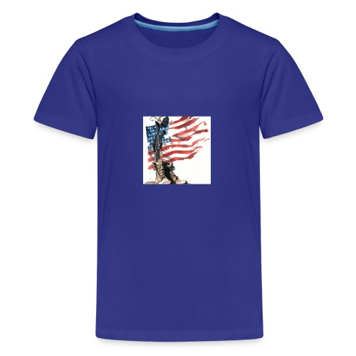 #AMSOL - Kids' Premium T-Shirt