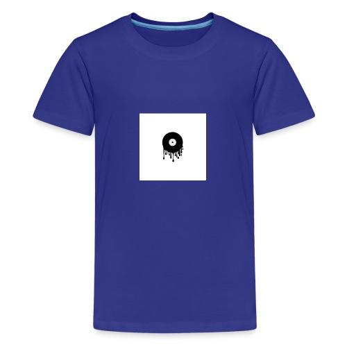 music disc - Kids' Premium T-Shirt