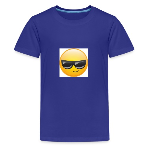 Cool Face - Kids' Premium T-Shirt