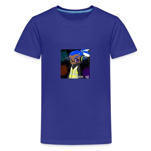 agent 9 jason - Kids' Premium T-Shirt