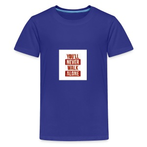 liverpool fc ynwa - Kids' Premium T-Shirt