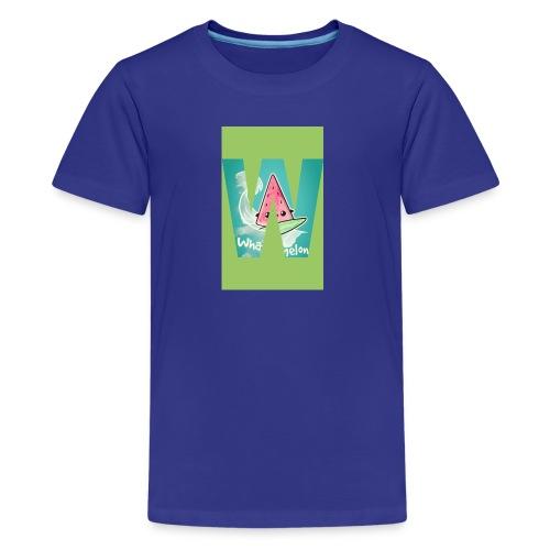 Surfing meloan - Kids' Premium T-Shirt