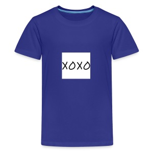 XOXO - Kids' Premium T-Shirt