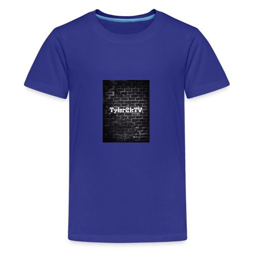 PosterMaker 1499580159784 - Kids' Premium T-Shirt
