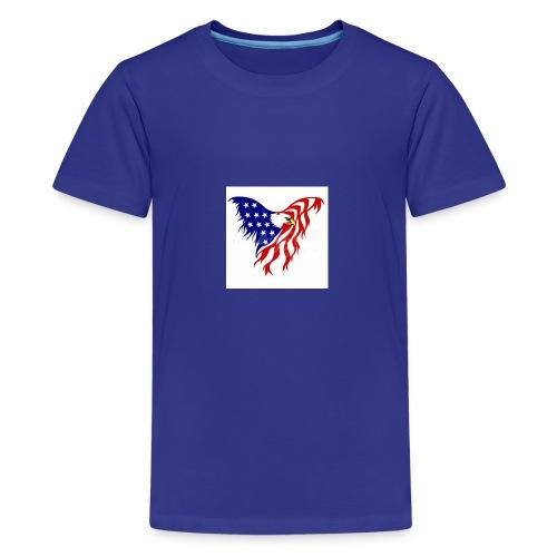 Tint 20180317 173040 - Kids' Premium T-Shirt