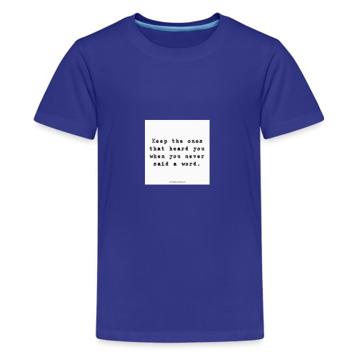 e4ba8bbc1d6516e2a24e5827f27368c0 cool friendship - Kids' Premium T-Shirt