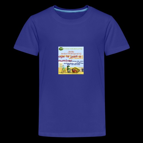 The best shirt eva - Kids' Premium T-Shirt