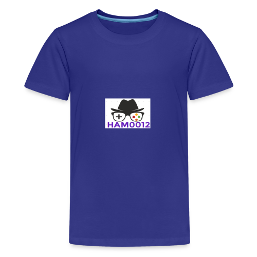 HAMoo12 - Kids' Premium T-Shirt