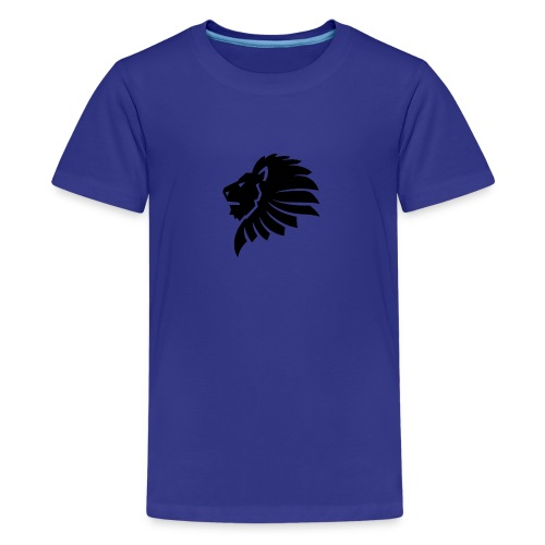 BLACK_LION - Kids' Premium T-Shirt