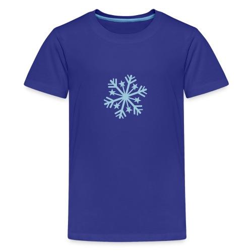 snowflake - Kids' Premium T-Shirt