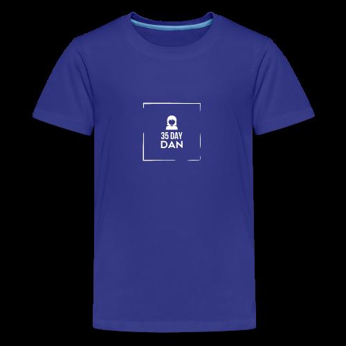 35DD Female - Kids' Premium T-Shirt