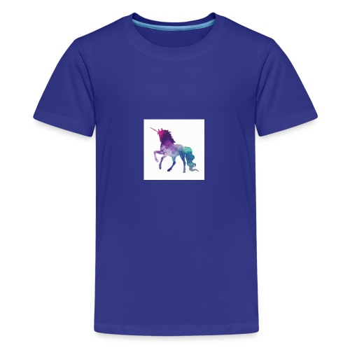 galaxy unicorn - Kids' Premium T-Shirt