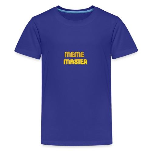 MEME MASTER - Kids' Premium T-Shirt