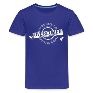 Overcomer - Kids' Premium T-Shirt