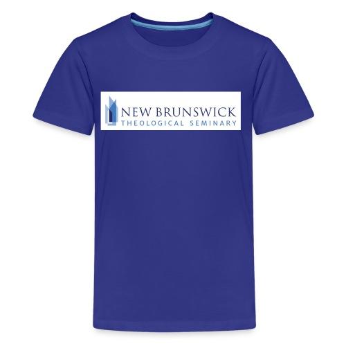 NBTS Logo - Collection 2 - Kids' Premium T-Shirt