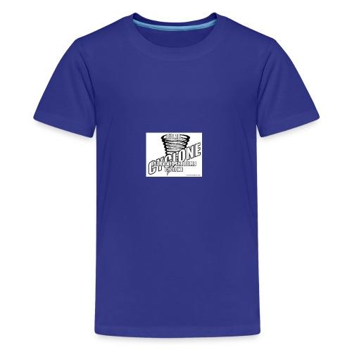 bomb cyclone 2018 - Kids' Premium T-Shirt