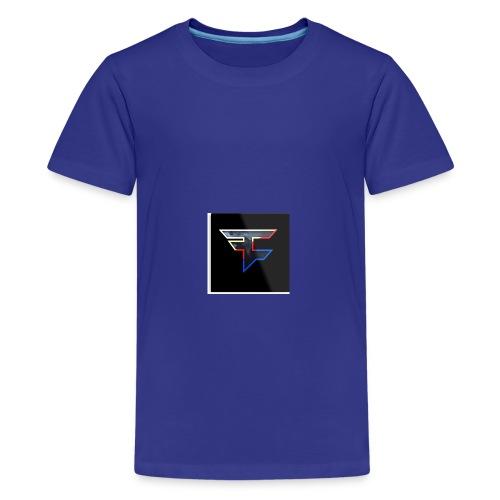 Faze Logo 05 - Kids' Premium T-Shirt